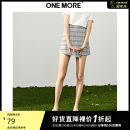 Casual pants Check pattern 155/62A/XS 160/66A/S 165/70A/M 170/74A/L Summer 2020 shorts Wide leg pants High waist routine 25-29 years old 96% and above A1PA9204A25、-169256 one more cotton cotton Cotton 100% Same model in shopping mall (sold online and offline)