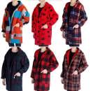 apron 1, 2, 3, 4, 5, 6, 8, 9, 10, 12, 7, 11, flannel 6, flannel 12, flannel 9, flannel 11, flannel 1, flannel 2, flannel 10, flannel 4, flannel 8, flannel 3, flannel 7, flannel 13 Sleeve apron antifouling Korean version pure cotton Keep warm Average size Smock 01