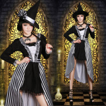 National costume / stage costume Summer of 2018 Average size Polyester 100% polyester fiber