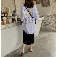 Sling / vest / T-shirt Average size Black T-shirt 2670, white T-shirt 2670, black skirt 2671, green skirt 2671# male Other / other