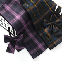 student uniforms Winter 2020, autumn 2020 42cm Linglong dice (two skirts), 45cm Linglong dice (two skirts), 48CM Linglong dice (two skirts) XS (waist 58-62), s (waist 62-66), m (waist 66-70), l (waist 70-74), XL (waist 74-78) solar system skirt polyester fiber Linglong dice