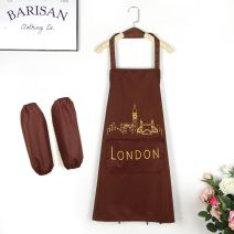 apron Simplicity Sleeveless apron waterproof public Personal washing / cleaning / care other Retro style One size fits all yes KSZ4708