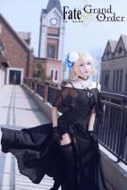 Cosplay women's wear skirt Customized Over 14 years old Animation, games Akiba1st Japan Fan Yujie, otaku Fat series Saber / my king Autumn leaf animation clothing