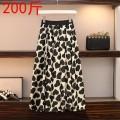skirt Summer 2020 L (recommended 80-100 kg), XL (recommended 100-125 kg), 2XL (recommended 125-150 kg), 3XL (recommended 150-175 kg), 4XL (recommended 175-200 kg) Black, color BT Middle-skirt commute High waist other other A33660 other Other / other Korean version