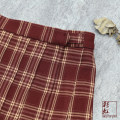 skirt Winter of 2018 XS,S,M,L,XL Short skirt Sweet High waist A-line skirt lattice Type A 18-24 years old 71% (inclusive) - 80% (inclusive) 401g / m ^ 2 (inclusive) - 500g / m ^ 2 (inclusive) solar system