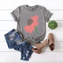 T-shirt S,M,L,XL,2XL,3XL,4XL,5XL Summer 2020 Short sleeve Crew neck easy Regular routine street cotton 96% and above 18-24 years old originality Plants and flowers T272 Europe and America