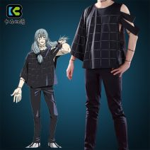 Cosplay men's wear suit goods in stock Kabu animation Over 14 years old Real clothes, real clothes + wig, real wig comic L,M,S,XL Japan Spell back