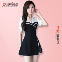 Hotel uniform Winter of 2019 black S,M,L,XL,XXL,XXXL SYJ-YJ717-1 25-35 years old Other / other polyester fiber 81% (inclusive) - 90% (inclusive)