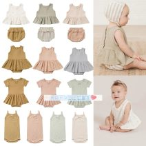 Jumpsuit / climbing suit / Khaki Other / other Class A neutral 73(6-12M),80(12-18M),90(18-24M),100(2-3Y),110(3-4Y) Pure cotton (100% content) No season Sleeveless Europe and America There are models in the real shooting nothing Cotton 100% Socket 3 years, 18 months, 9 months, 12 months, 2 years old