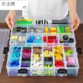 Storage box Plastic One piece set, two piece set Large 1kg XLT / xilongteng other Building block storage box_ FSjBS LEGO box_ 49tgr public Solid color Nordic style bedroom no Asia Taiwan, China