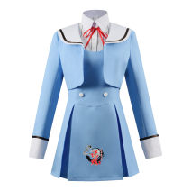 Cosplay women's wear suit Customized Over 14 years old Boy size, girl size original S. M, l, XL, XXL, customized Noxuan cos animation studio Sky invasion