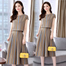 Fashion suit Summer 2021 M,L,XL,XXL,XXXL 695 ~ yellow, 695 ~ Pink, 271 * BLACK 18-25 years old 31% (inclusive) - 50% (inclusive) cotton