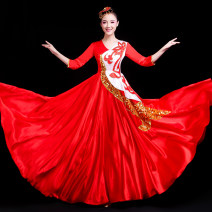 National costume / stage costume Autumn of 2018 gules XS S M L XL 2XL 3XL 4XL customized QLM6019 Qiaolimao / pretty cat 18-25 years old Other 100% Pure e-commerce (online only)
