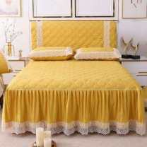 Bed skirt Others Empress bean paste, empress Tan, empress Pink Jade, empress blue, empress ginger Other / other Solid color Qualified products