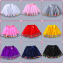 skirt 85CM for tag 100, 95cm for tag 110, 105cm for tag 120, 115cm for tag 130, 125cm for tag 140, 135cm for tag 150 and 145cm for tag 160 Red, black, pink, purple, gray, blue, white, rose, elegant black, grey skirt, yellow skirt, purple skirt, white skirt Other / other female Cotton 50% other 50%
