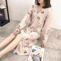Nightgown / bathrobe Other / other female 3XL recommendation 160-170, s recommendation 80-95, 2XL recommendation 140-155, XL recommendation 125-140, m recommendation 90-110, l recommendation 105-125 BOLUO kimono, Banhua kimono, strawberry kimono, boldian rabbit kimono, little girl kimono routine