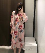 Dress Spring 2020 Decor S,M,L TRAF