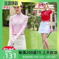 Golf apparel S,M,L,XL,XXL female Ttygj (clothing) Long sleeve T-shirt