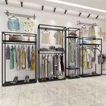 Clothing display rack clothing Metal Set one, set two, set three, set four