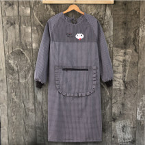 apron Sleeve apron antifouling Cartoon pure cotton Personal washing / cleaning / care Average size public yes Cartoon