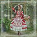 Lolita / soft girl / dress Elpress L Unlimited season, winter, summer, spring, spring and autumn Pre sale Lolita