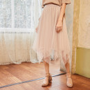 skirt Spring of 2018 S M L Mid length dress dream Natural waist Solid color 25-29 years old More than 95% Artka other Other 100% Pure e-commerce (online only)