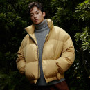 Down Jackets Khaki-b GXG Grey duck down 165/S 170/M 175/L 180/XL 185/XXL 190/XXXL Youth fashion Other leisure routine 90% GYSGY111223G Hood Wear out youth Below 100g (excluding) Polyester 100% Solid color Winter of 2019 Same model in shopping mall (sold online and offline)