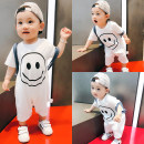 Jumpsuit / climbing suit / Khaki Bella other currency 59cm,66cm,73cm,80cm,90cm,100cm,110cm other summer Short sleeve Short climb leisure time No model nothing Other 100% Freshmen, 3 months, 6 months, 12 months, 18 months, 2 years old, 3 years old, 9 months old