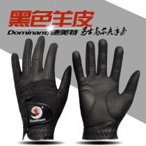 Golf gloves Hands 22 (s) hands 23 (m) hands 24 (ML) hands 25 (L) hands 26 (XL) hands 27 (XXL) DOMINANT 1 male genuine leather Dominiant / DEMETER