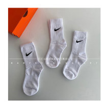 Children's socks (0-16 years old) other White 3-pair-1 bag [I can wait for it to be purchased on behalf of you, but do not return it], white 3-pair-1 bag [can be delivered from stock, but do not return it] S(15-18cm),M(18-21cm),L(21-23cm) Other / other No season neutral