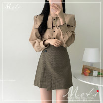 Fashion suit Autumn of 2019 S,M,L,XL 18-25 years old Other / other 6123#