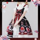 Lolita / soft girl / dress Forest wardrobe S,M,L