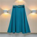 skirt Spring 2021 M,L,XL,2XL White, black, blue