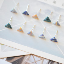 Ear Studs other 10-19.99 yuan Other / other Triangle No.1 (single) triangle No.2 (single) triangle No.3 (single) triangle No.4 (single) triangle No.5 (single) square No.1 (single) square No.2 (single) square No.3 (single) square No.4 (single) square No.5 (single) please fill in 2 (warm tips) Sweet