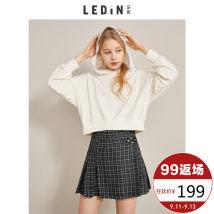 Sweater / sweater Осень 2018 года Мибель, зеленый. 155/S160/M165/L конфета Длинные рукава общепринятый закрытый общепринятый Отдельная деталь прямой Yurakucho CWBF83313 18-24 лет 73,8% волокна из полиуретана 26,2% Mall с абзацем (как онлайн, так и оффлайн) японский