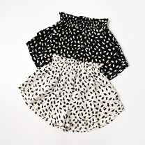trousers Other / other neutral 2069 Black Polka skirt, 2069 White Polka skirt summer shorts leisure time No model Culotte Leather belt middle-waisted blending Don't open the crotch Class B 2, 3, 4, 5, 6, 7, 8, 9, 10, 11, 12, 13, 14 years old Chinese Mainland Shandong Province