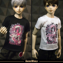 BJD doll zone jacket 1/3 Over 14 years old Customized White, black 1 / 3BJD and sd13 men's size, 1 / 3BJD and sd17 men's size, 70 + uncle BJD size, customer service consultation AMORS WORLD 1/3