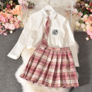 Fashion suit Autumn 2020 Average size 18-25 years old 30% and below polyester fiber