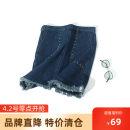 skirt Autumn 2020 XS,S,M Black, dark blue Short skirt commute 25-29 years old Other / other Korean version
