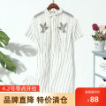 Dress Summer 2020 white Xs, s, m, l, XS flaw, s flaw, m flaw singleton  Short sleeve 25-29 years old Other / other L1831