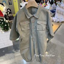 trousers Other / other neutral 80cm (XS 3), 90cm (s 5), 100cm (M 7), 110cm (L 9), 120cm (XL 11), 130cm (JS 13), 140cm (JM 15) Light Khaki (order 7-15 days, no return), Navy (order 7-15 days, no return) trousers Jumpsuit