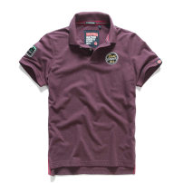 Polo shirt Basic power Youth fashion routine S. M, l, XL, 2XL, 3XL, two minus 20 Self cultivation business affairs summer Short sleeve tide routine teenagers 2020 Solid color cotton No iron treatment Embroidery 50% (inclusive) - 69% (inclusive)