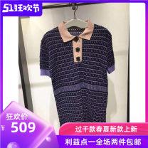 Dress Spring of 2019 Green, purple XS,S,M