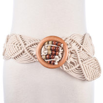 Belt / belt / chain other female Waistband ethnic style 5.5cm KANGDAI Spring and summer 2011