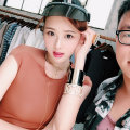 Dress Summer of 2018 Rust coffee 3 days in stock, gun black 3 days in stock XS,S,M,L Mid length dress singleton  Sleeveless street Crew neck High waist Solid color zipper A-line skirt other Others 25-29 years old Type A LIN CHAO ZHANG 81% (inclusive) - 90% (inclusive) Europe and America