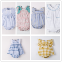 Dress female Other / other 6 months, 12 months, 18 months, 24 months, 36 months, 48 months. It's too small. It's recommended to choose a larger size. Direct mail is available from 2 pieces Cotton 100% summer princess Short sleeve bow cotton other