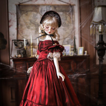 BJD doll zone Dress 1/3 Over 14 years old Customized Payment for main drawing (prepaid), mask (excluding makeup), mask (including painting), final payment, special size stamping fee 3 points / SD10, 13 / sdgr, sd16, MSD / 4 points, other sizes (please note the specific type) Yuyu sauce