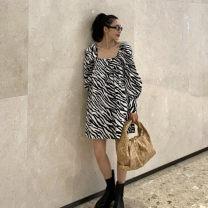 Dress Autumn 2020 Picture color S,M,L S07292