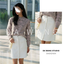 skirt Spring 2021 38,40, no support for 7 days, no reason to return white