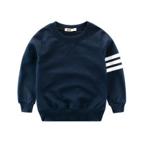 Sweater / sweater 27KIDS neutral 90cm,100cm,110cm,120cm,130cm,140cm spring and autumn nothing Korean version Socket routine No model cotton other Cotton 100% Class A Cotton liner
